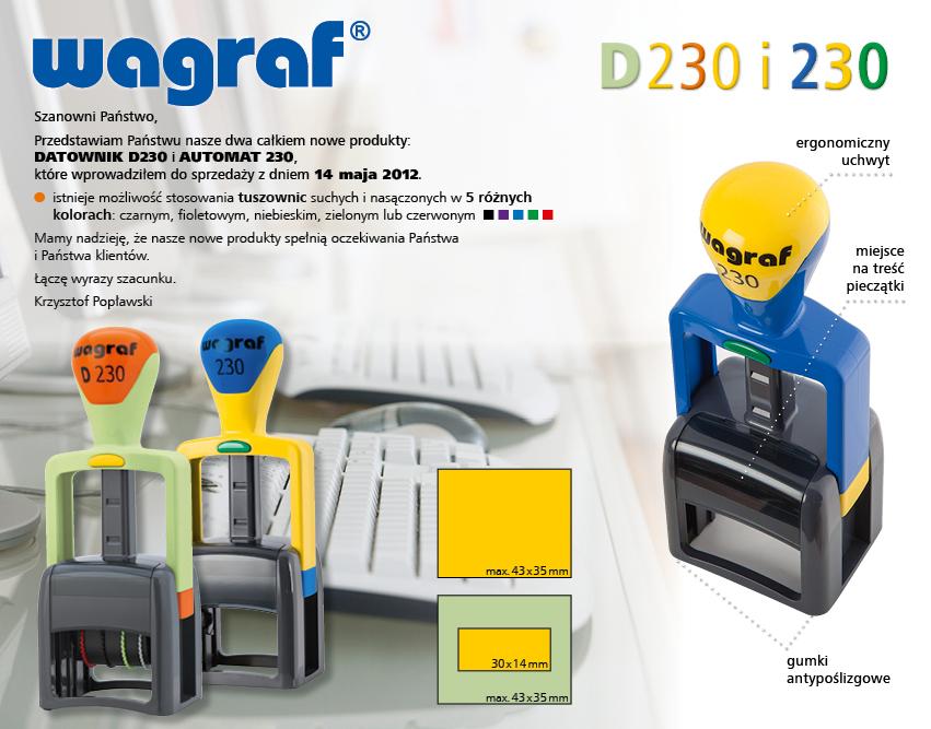 Wagraf d230